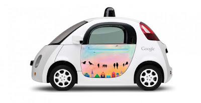 Tesla Google Apple mercato auto elettriche senza pilota