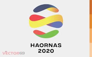 Logo Hari Olahraga Nasional (HAORNAS) 2020 - Download Vector File AI (Adobe Illustrator)