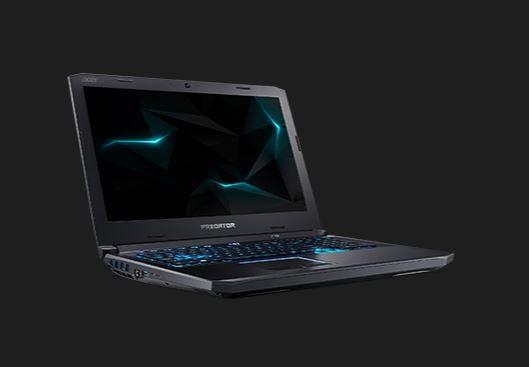 Acer Predator Helios 500 PH517–61, Laptop Gaming Bertenaga Radeon Vega 56