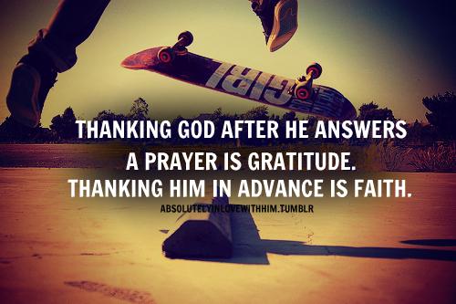 gratitude is attitude
