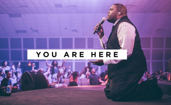 Video: You Are Here – William McDowell