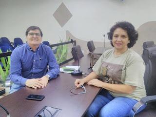Sandra Kennedy se reúne com Superintendente da Elektro e consegue avaliação de contas que vieram elevadas