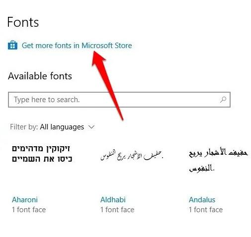 cara download ganti mengganti menginstall font di windows 10
