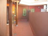 piso en venta calle la purisima almazora terraza1