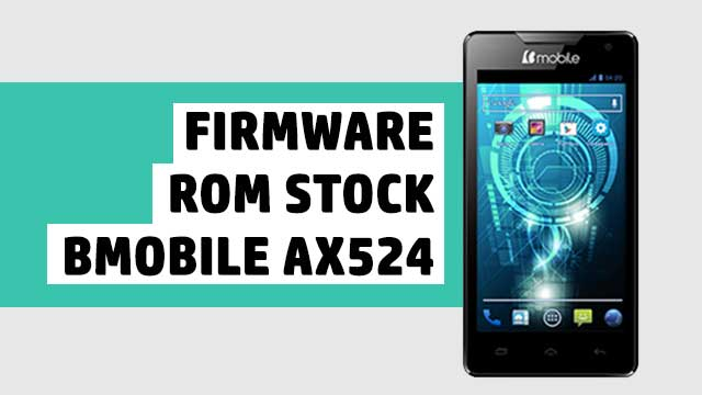 rom stock Bmobile AX1030