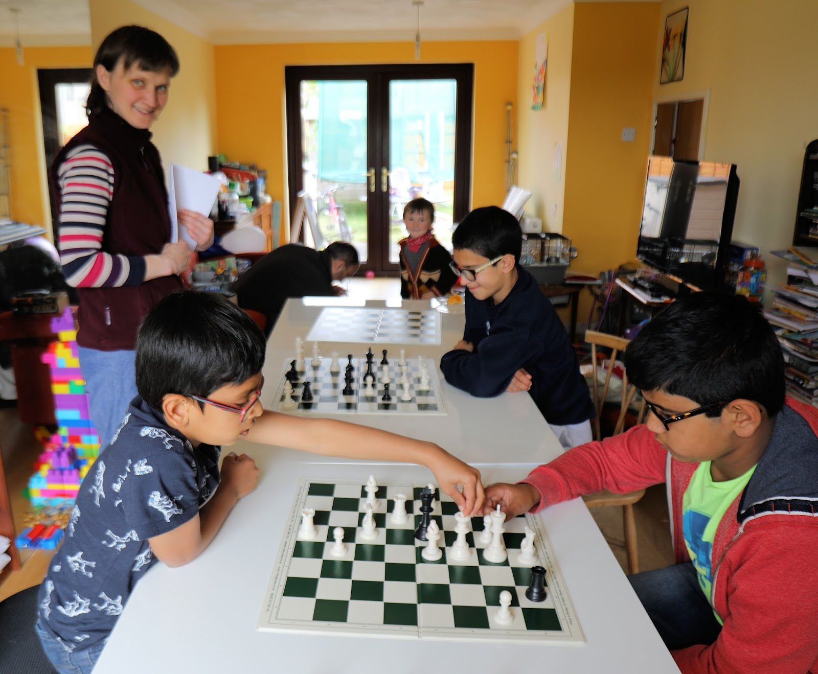 Suffolk Chess 2017 Checkmate Diagram A Is Called Quotat Wgm Im Dagne Ciuksytes Coaching Group Also Known As The Martlesham Junior Club Meets Every Week At Her House On Heath