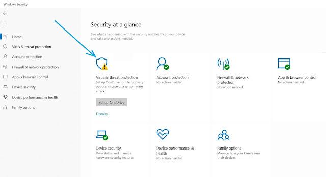 windows defender security