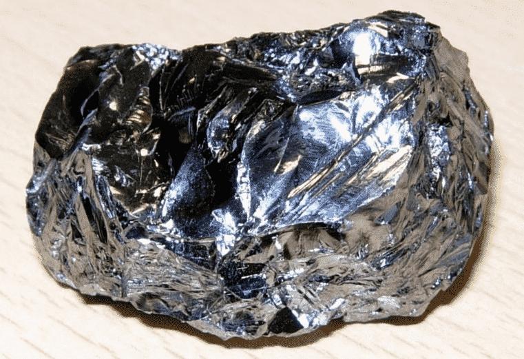 Piedra Mineral de Silicio elemento de la Tabla Periodica en Imagen para imprimir