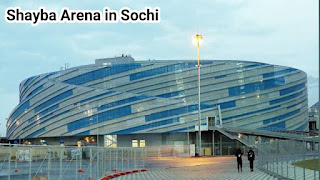 Shayba Arena in Sochi