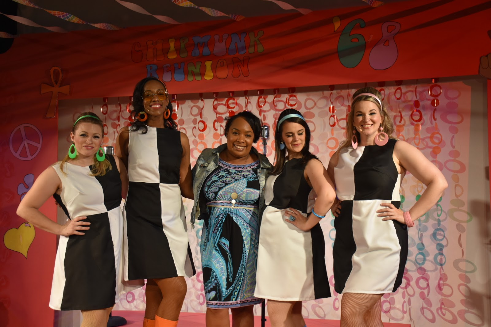 Now Playing: The Marvelous Wonderettes at Marietta Theatre Company  via  www.productreviewmom.com
