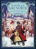 Resenha, Nicolau São Norte e A Batalha Contra O Rei dos Pesadelos, editora Rocco