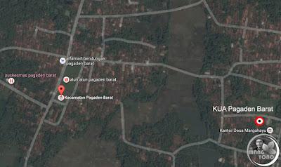 KUA Pagaden Barat, Subang, JL.Desa Margahayu, Pagaden Barat, Subang