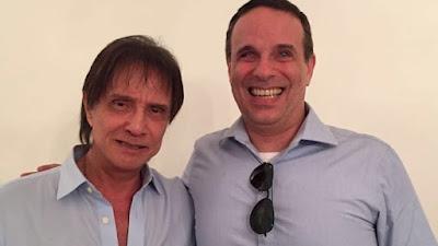 Roberto Carlos perde filho para o câncer