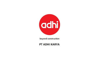 Penerimaan SMA sederajat PT. Adhi Karya (Persero) Tbk