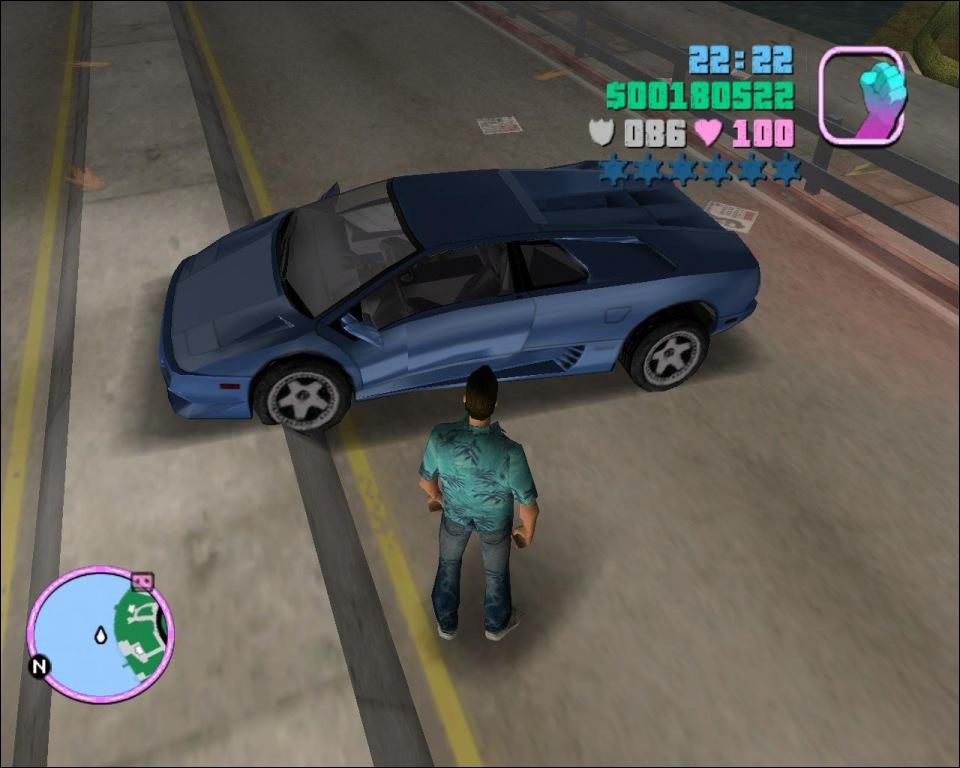 Grand Theft Auto Gta Vice City Ultimate Vice City Mod -5887