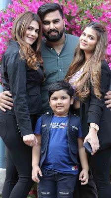 Armaan Malik Family