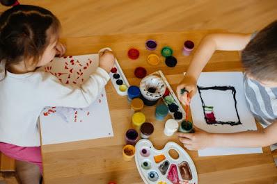 Aprenda como ensinar cores na Educação Infantil