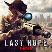 Game Last Hope Sniper - Zombie War MOD Unlimited Money