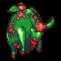 Green Baubleloon - Pirate101 Hybrid Pet Guide