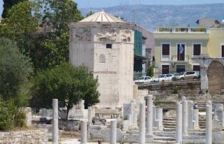 Ágora Romana, Torre de los Vientos.