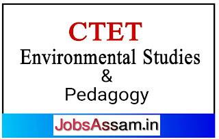 Environmental Studies MCQs for CTET and TET Exams 2019