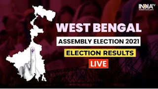 BENGAL ELECTION LIVE RESULTS 2021 ALL UPDATES