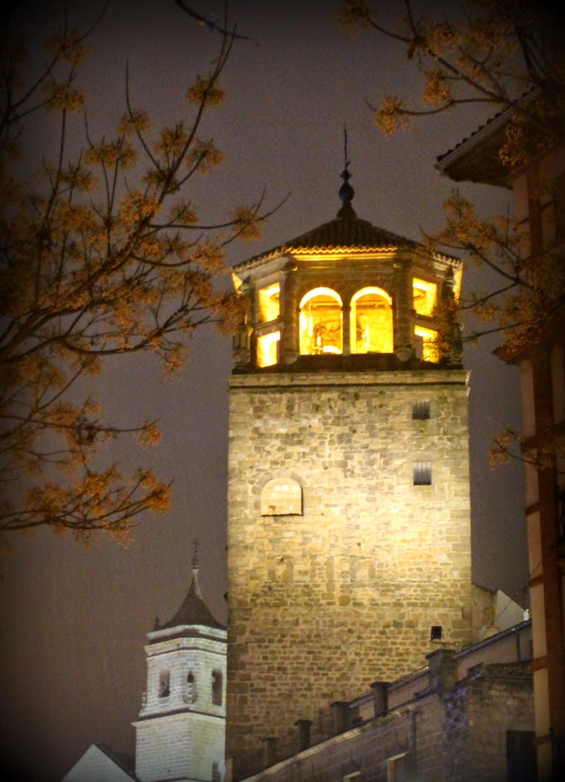 Torre del Reloj en Úbeda