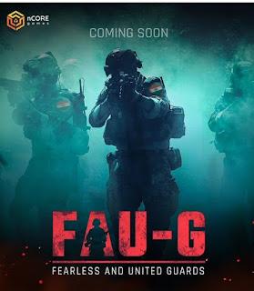 FAUG Will be the Alternative of PUBG