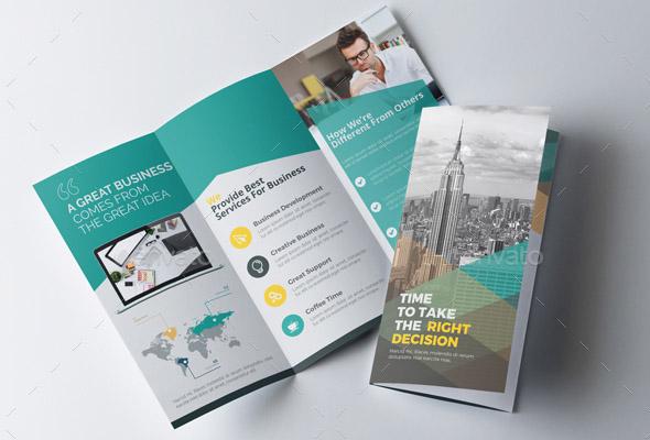 apa yang dimaksud dengan fungsi informatif pada brosur