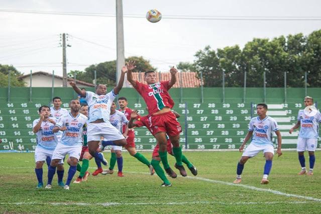 Piauiense: Fluminense cedeu empate ao Parnahyba no último minuto