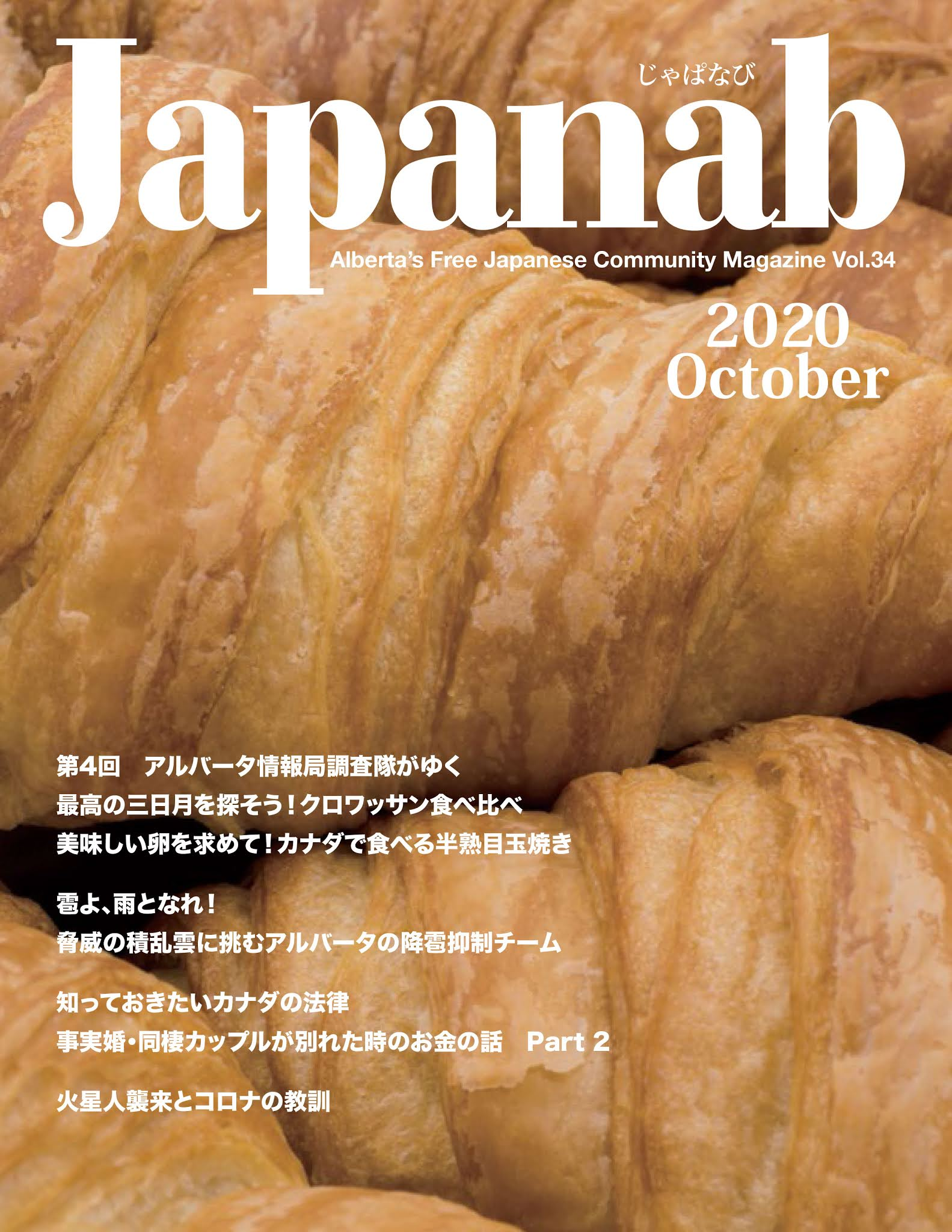 Japanab Vol. 33 - 2020 October