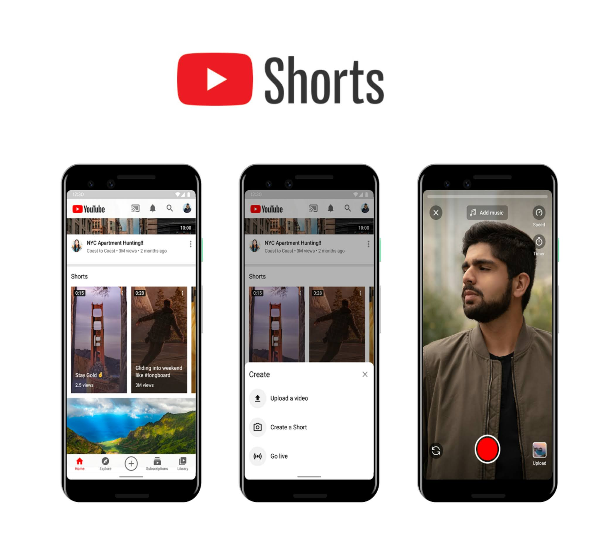 YouTube Shorts launched for beta version l YouTube shorts vs Instagram Reels l Instagram REELS now has a tough competitor.
