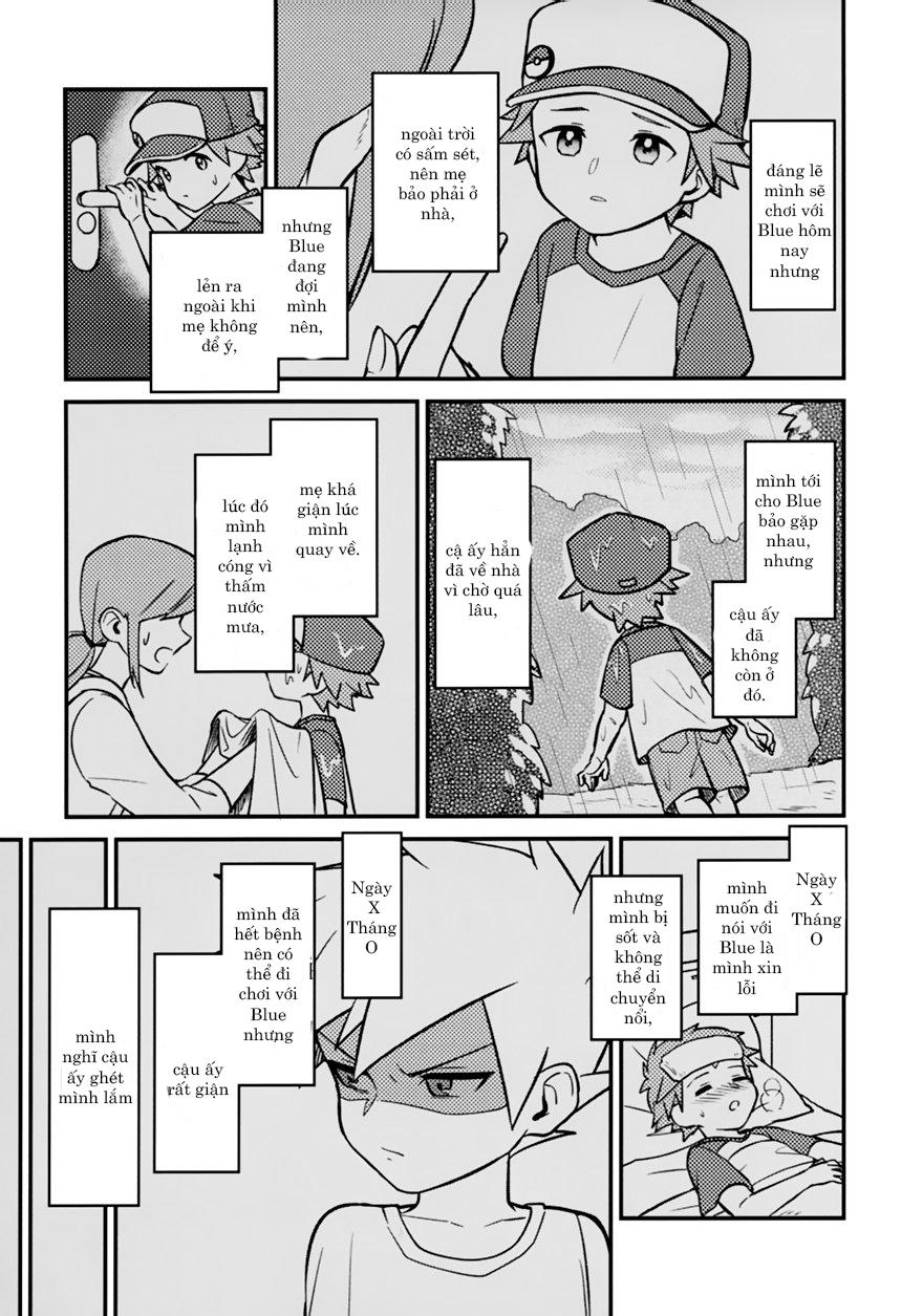 Pokemon Doujinshi Chap 3 Trang 36
