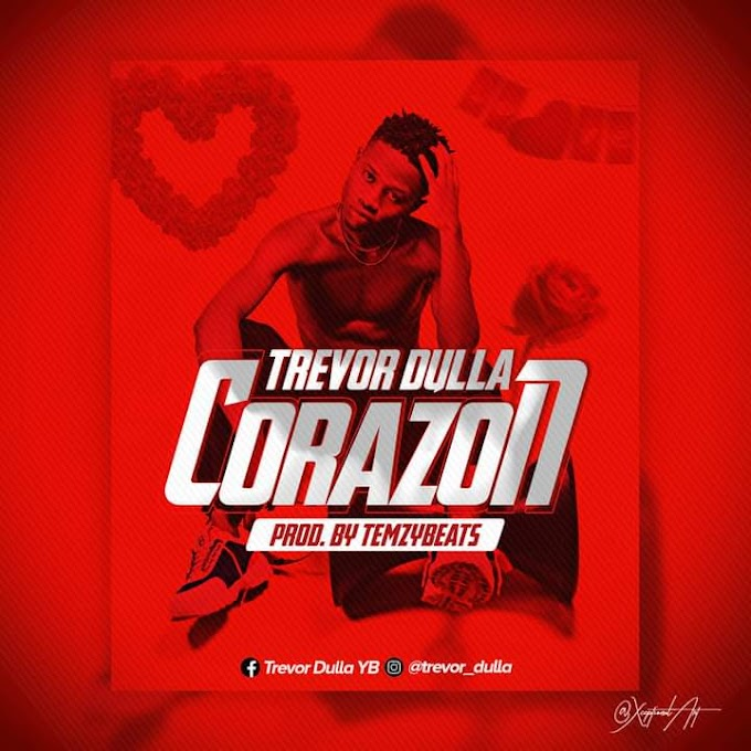 [Music] Trevor Dulla - Corazon (Prod. TeemzyBeats) #Arewapublisize