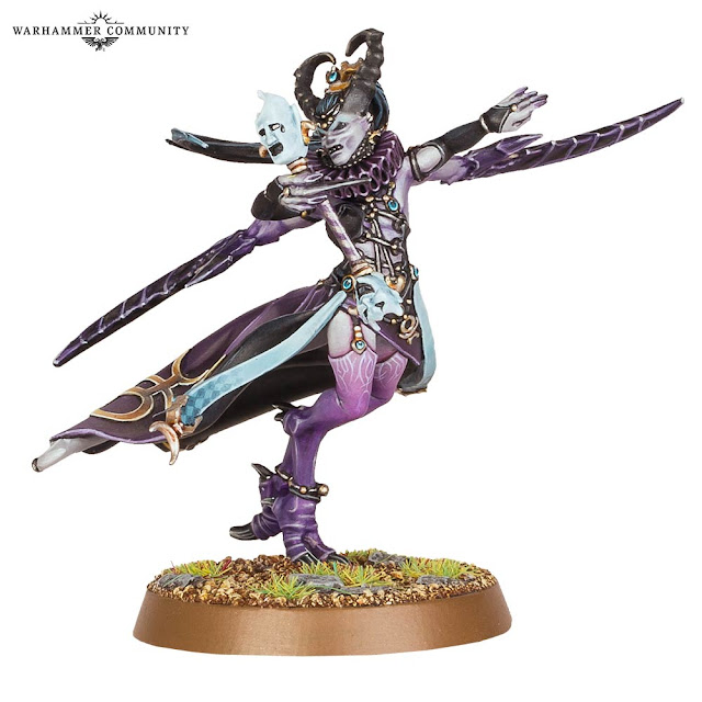 La Masque Slaanesh