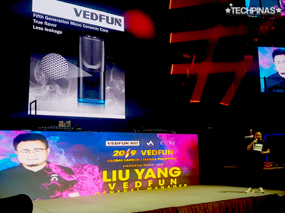 Vedfun Vape E-Cigarette Products, Vedfun Launch Philippines