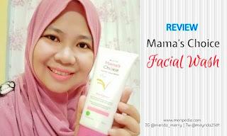 Review mama's choice facial wash