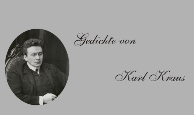 Gedichte Und Zitate Fur Alle K Kraus Gedichte Magie 21