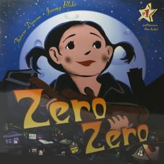 Portada videojuego Zero Zero - Theresa Duncan