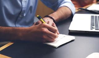 Pengalaman menulis blogger