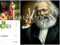 """Edan, Seword Promosi """"Agama adalah Candu"""" Terinspirasi Karl Marx Moyangnya Komunis"""