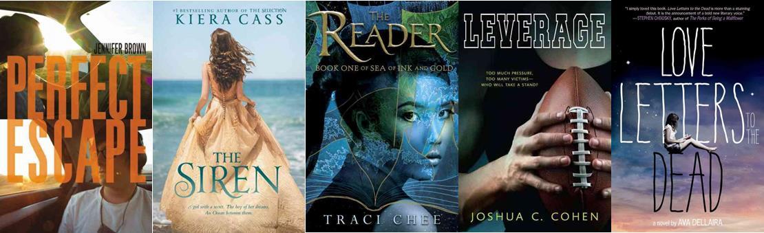 Young Adult Lesbian Novels