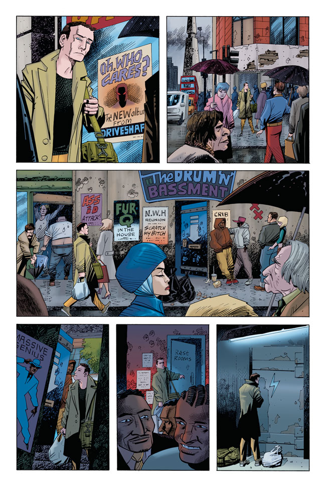 The League of Extraordinary Gentlemen: Century: 2009 By Alan Moore and Kevin O'Neill