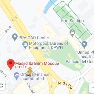 Perjuangan Mencari Masjid di Manila hingga Tersasat di Pemukiman Kumuh