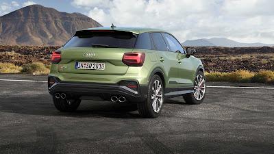 Carshighlight.com - 2021 Audi SQ2 Review