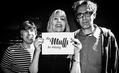The Muffs - No holiday (2019) 2