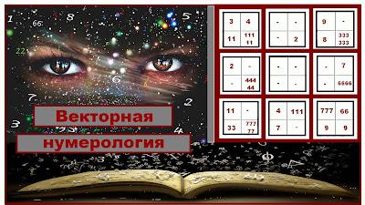 векторная нумерология