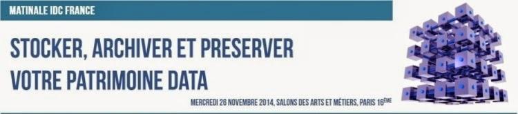 DataCore participe à Stockages et Données le Novembre à Paris