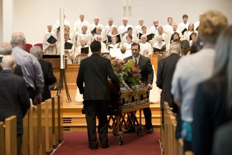 Esboços de Sermões Para Cerimônia Fúnebre