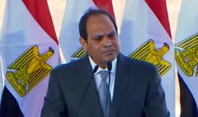 الرئيس السيسي عن زيارة المرتبات : المفروض المرتبات تزيد بس....  شاهد التفاصيل